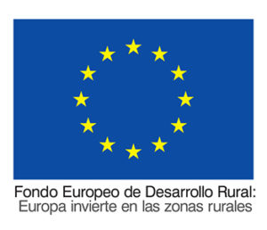 Fondeo Europeo de Desarrollo Rural. Europa invierte en las zonas rurales.